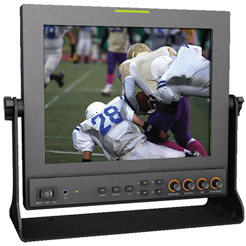 "Orion Images VF973GH 9.7"" LED 3G-SDI, HDMI On-Camera/Field Monitor (LP-E6, F970)"