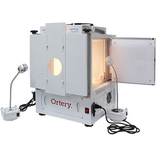 Ortery 3D PhotoBench 80 Computer-Controlled 360° Jewelry Photography Studio
