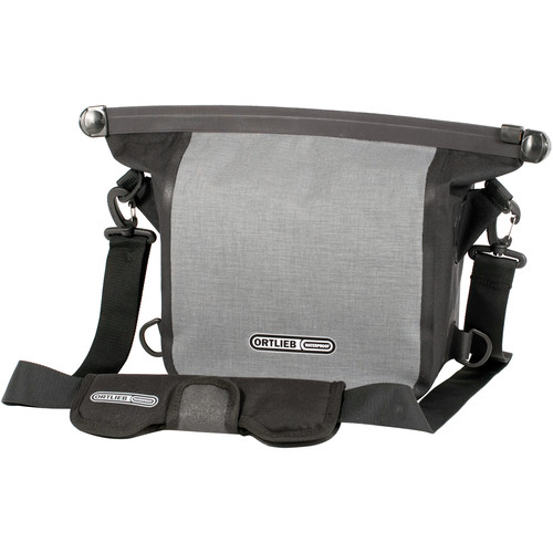 Ortlieb Aqua-Cam Waterproof Camera Bag (Graphite-Black)