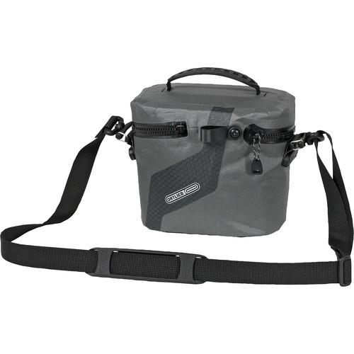 Ortlieb Compact-Shot Waterproof Camera Bag (Gray)