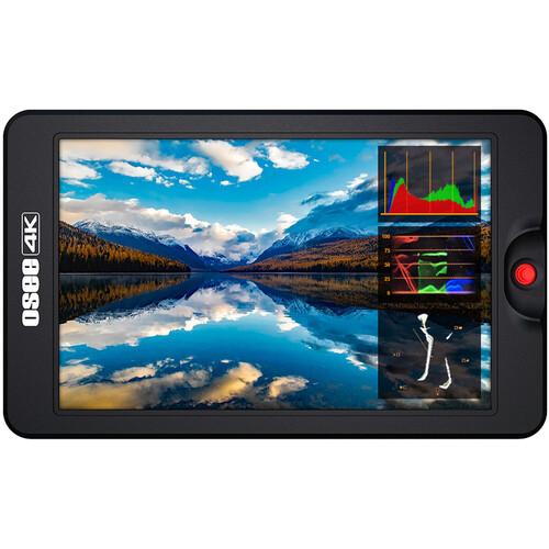 """OSEE G7 7"""" 4K HDMI/3G-SDI Super Bright Field Monitor"""