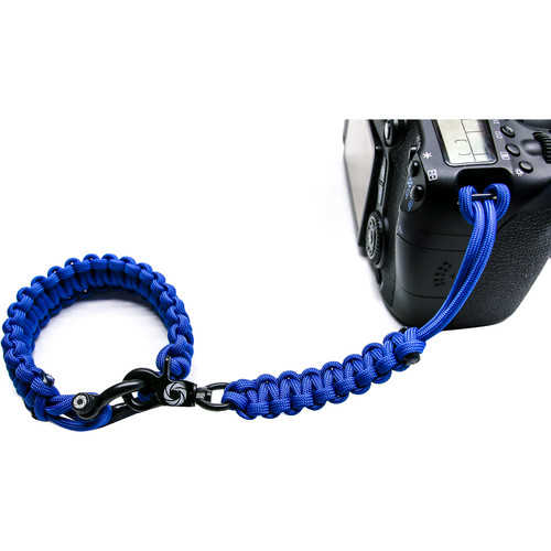 OSIRIS & CO. The Original Complete Camera Strap System (Medium / Blue)