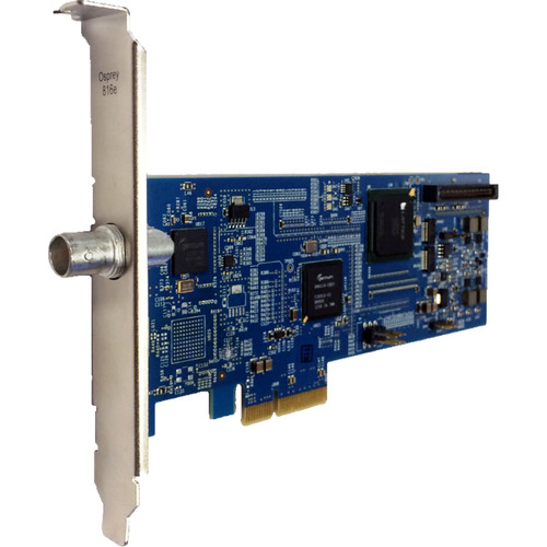 Osprey 816e 3G SDI and DVB-ASI Video Capture Card with SimulStream