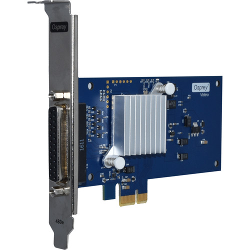 Osprey 480e 8-Channel Composite Video Capture Card