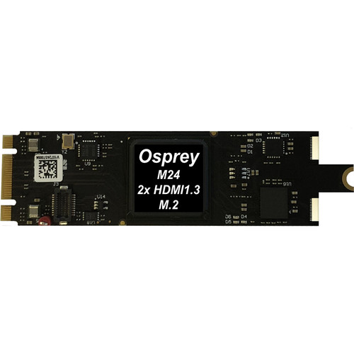 Osprey M24 PCIe Capture Card with HDMI 1.3 1080P60