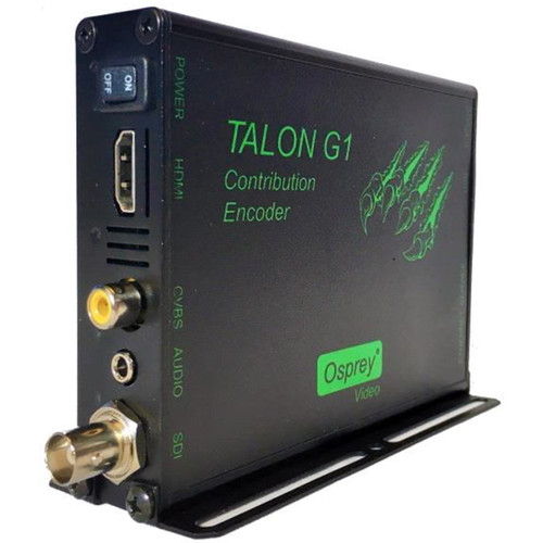 Osprey Talon G1 Encoder with Wowza Streaming Engine 4.5 Software