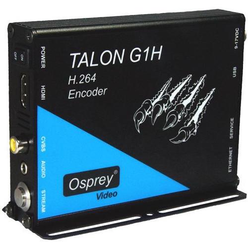 Osprey Talon G1H Hardware Encoder (HDMI and Composite)