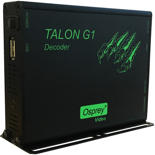 Osprey Talon G1 H.264 Decoder
