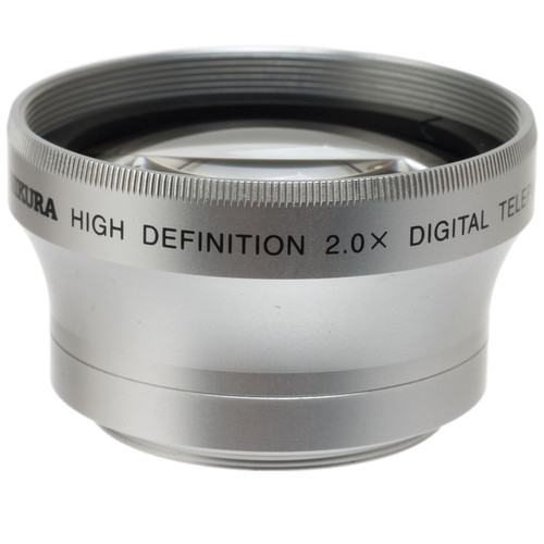 Other Brand 37mm 2.0x Telephoto Converter Lens