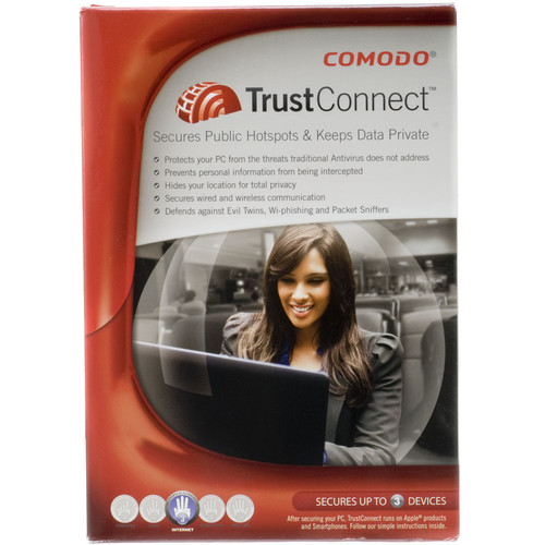 Other Brand Comodo TrustConnect