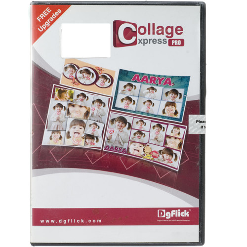 Other Brand DG Flick Collage Express Pro CD