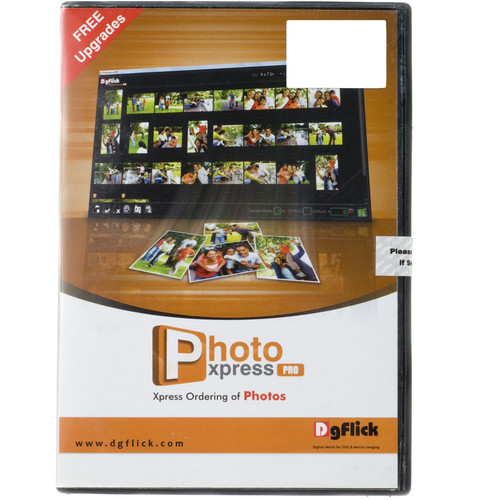 Other Brand DG Flick Express Pro for Ordering Photos