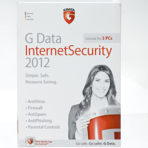 Other Brand GDATA Internet Security 2012