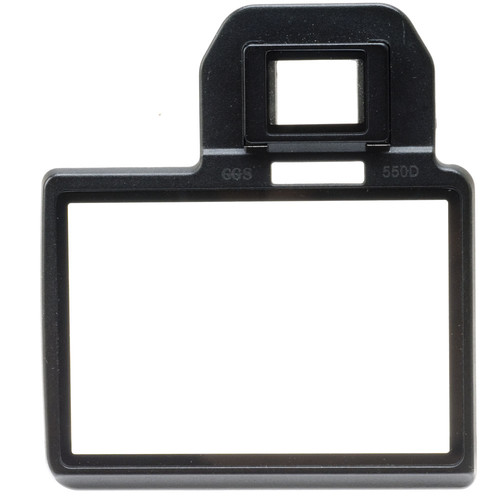 Other Brand GGS DSLR LCD Optical Glass Screen Protector for Canon T2i Digital Camera
