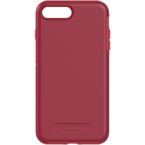 Otter Box Symmetry Series for iPhone 7 Plus (Rosso Corsa)