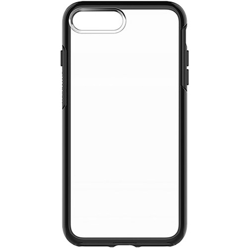 Otter Box Symmetry Series Clear Case for iPhone 7 Plus (Black Crystal)