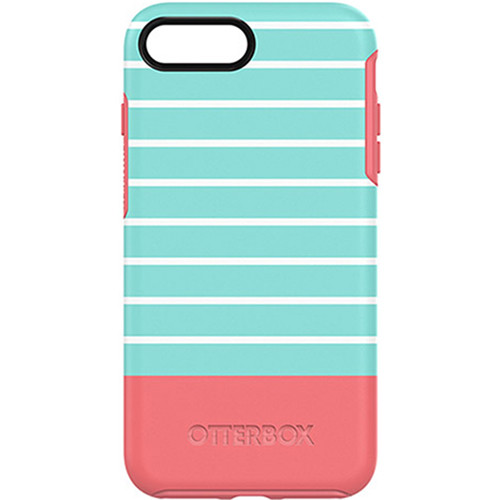 OtterBox Symmetry Series Case for iPhone 7 Plus/8 Plus (Aqua Mint Dip)
