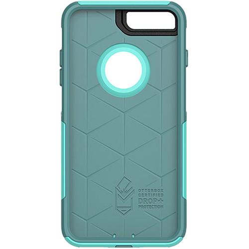 Otter Box Commuter Case for iPhone 7 Plus/8 Plus (Aqua Mint Way)