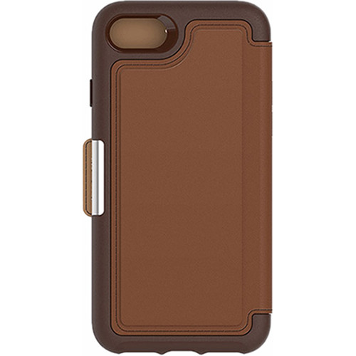 Otter Box Strada Case for iPhone 7 (Burnt Saddle)