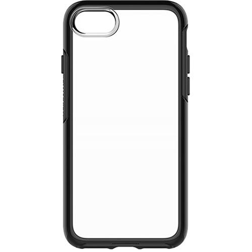 Otter Box Symmetry Series Clear Case for iPhone 7 (Black Crystal)