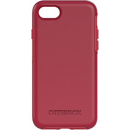 Otter Box Symmetry Series Case for iPhone 7 (Rosso Corsa)