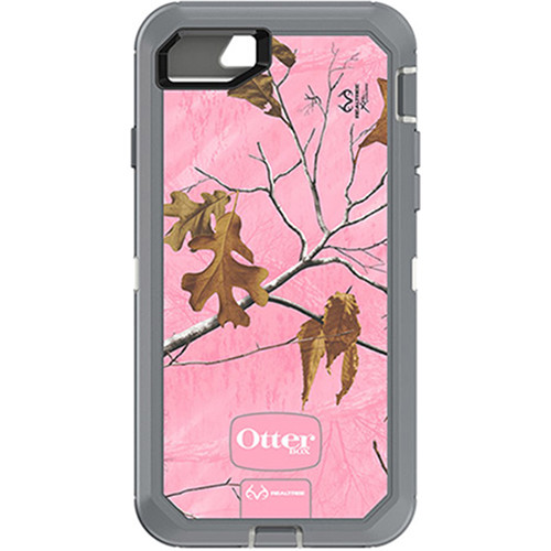 Otter Box Defender Case for iPhone 7/8 (Xtra Pink)