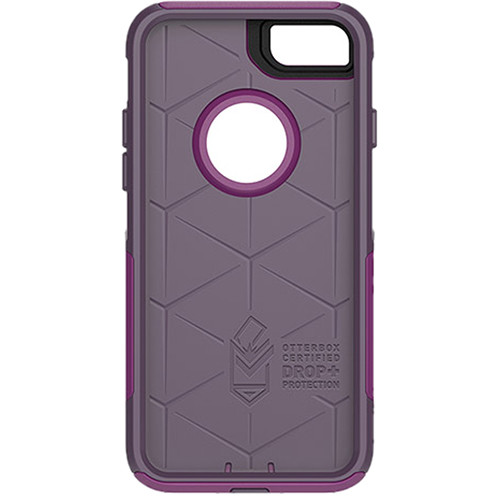 Otter Box Commuter Case for iPhone 7 (Plum Way)