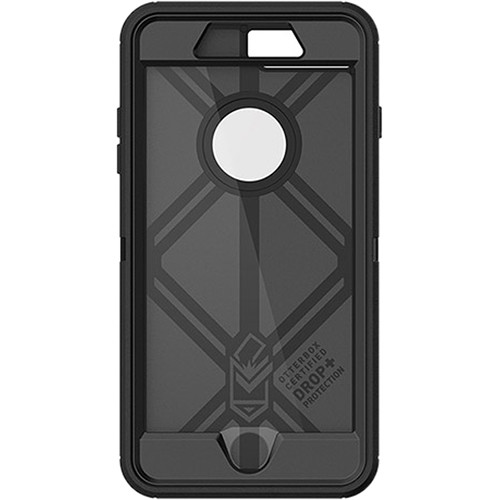 Otter Box Defender Case for iPhone 7 Plus (Black)