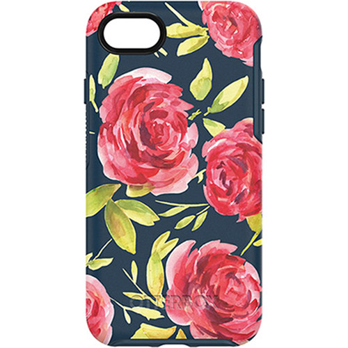 Otter Box Symmetry Series for iPhone 7 (Bouquet)