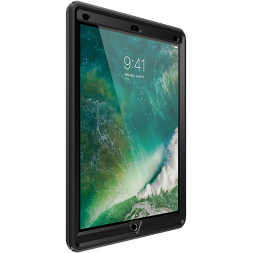"OtterBox Defender Case for 12.9"" Apple iPad Pro (2nd Gen, Black)"