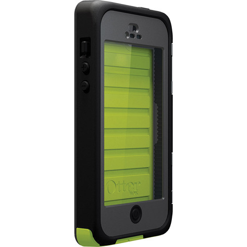 Otter Box Armor Case for iPhone 5 (Slate Gray/Green)