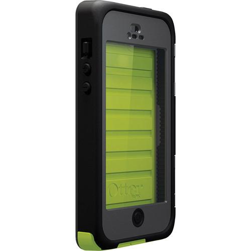 Otter Box Armor Case for iPhone 5 (Slate Gray/Green)