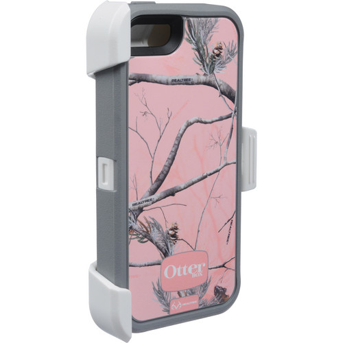 Otter Box Defender Case for iPhone 5/5s/SE (Pink)
