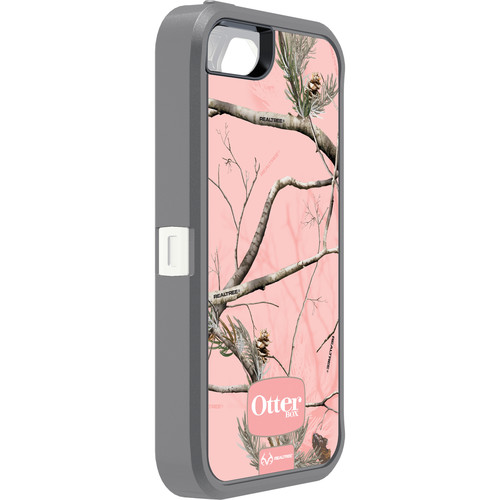 Otter Box Defender Case for iPhone 5/5s/SE (AP Pink)