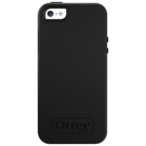 Otter Box Symmetry Series Case for iPhone 5/5s/SE (Black)