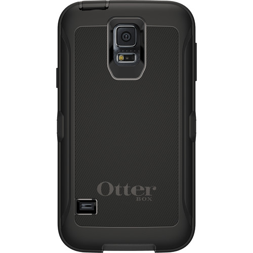 Otter Box Defender Case for Galaxy S5 (Black)