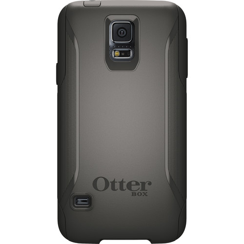 Otter Box Commuter Case for Galaxy S5 (Black)