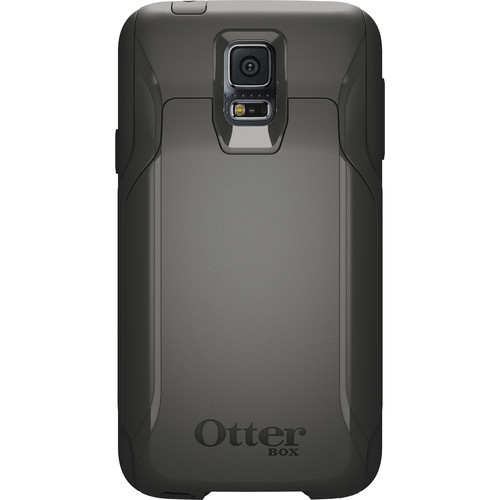 Otter Box Commuter Wallet Case for Galaxy S5 (Black)