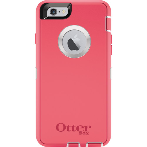 Otter Box Defender Case for iPhone 6 (Neon Rose)