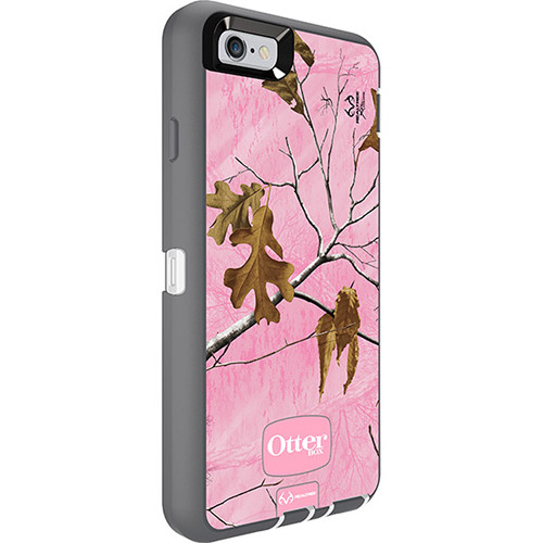 Otter Box Defender Case for iPhone 6 (Realtree Pink)