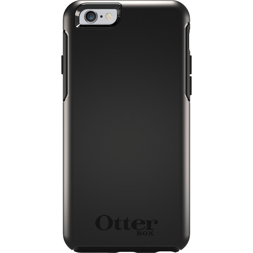 Otter Box Symmetry Series for iPhone 6/6s (Black)