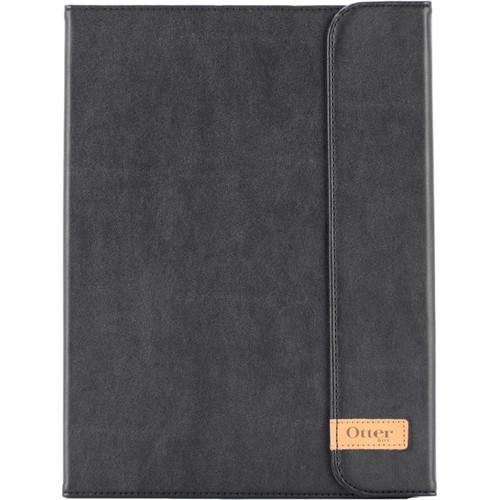 Otter Box Agility Tablet System Portfolio for iPad Air & iPad Air 2 (Black Leather)