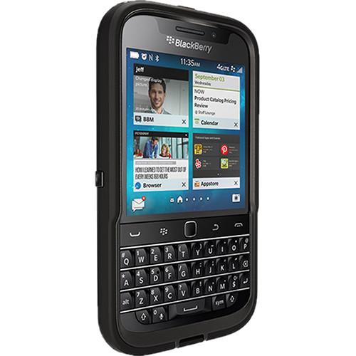 Otter Box Defender Case for BlackBerry Classic (Black)