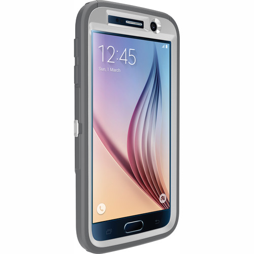 Otter Box Defender Case for Galaxy S6 (Glacier)