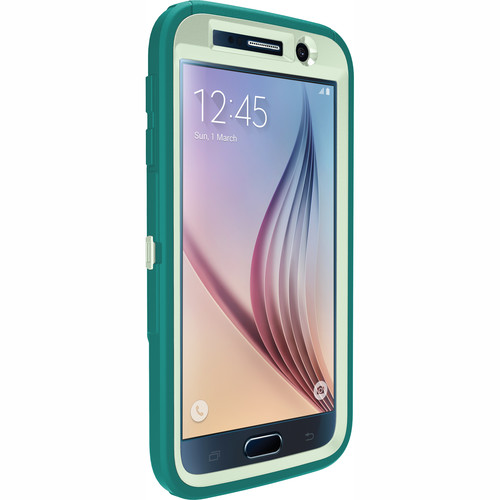 Otter Box Defender Case for Galaxy S6 (Cool Melon)