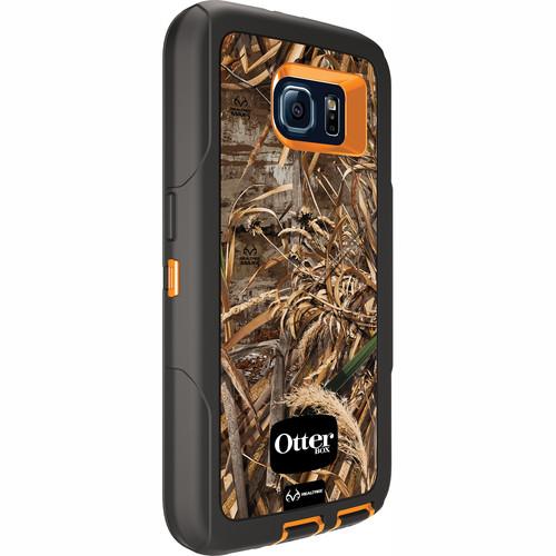 Otter Box Defender Case for Galaxy S6 (Realtree Max 5 HD)