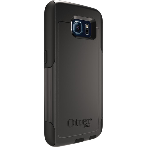 Otter Box Commuter Case for Galaxy S6 (Black)
