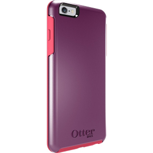 Otter Box Symmetry Series for iPhone 6 Plus/6s Plus (Damson Berry)