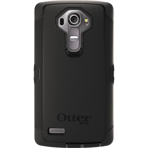 Otter Box Defender Case for LG G4 (Black)