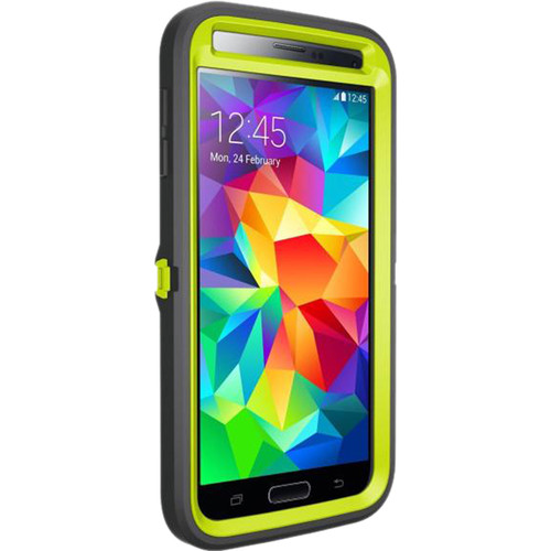 Otter Box Defender Case for Galaxy S5 (Foggy Glow)
